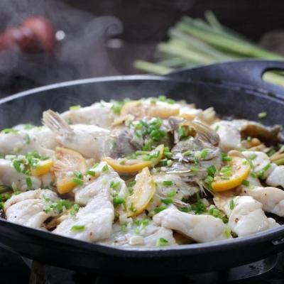 香茅焗桂鱼